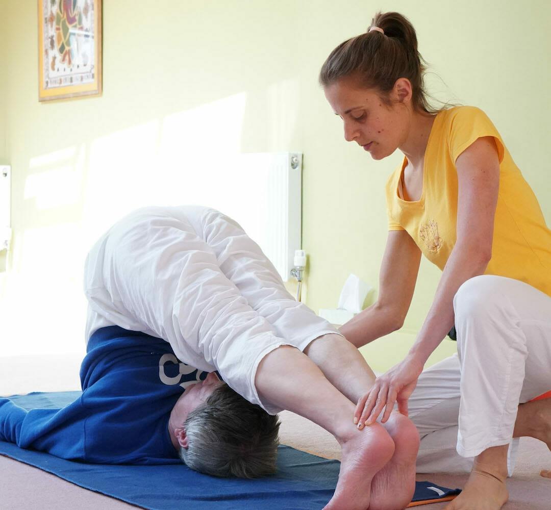 Level 4: Intermediate Yoga Course