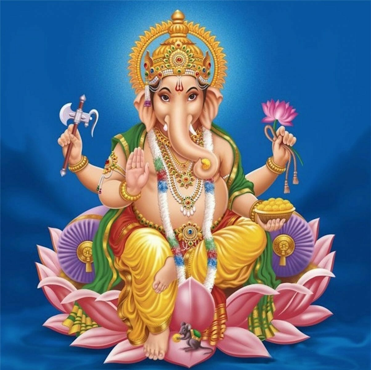 Spiritual Festival: Ganesha Chaturthi