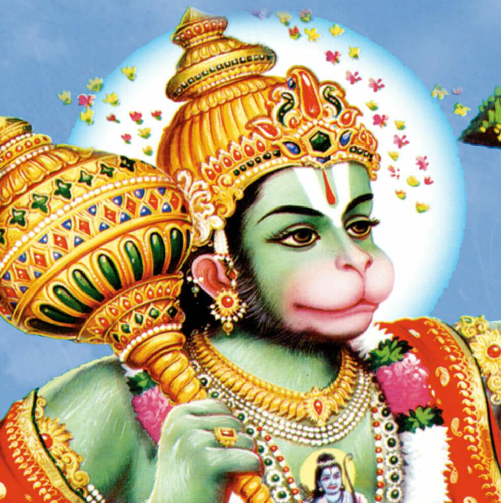 Spiritual Festival: Hanuman Jayanti