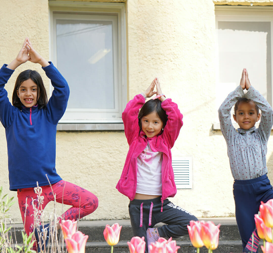 Further Training for Yoga Teachers: Yoga for Children | Sivananda London | Classical Yoga