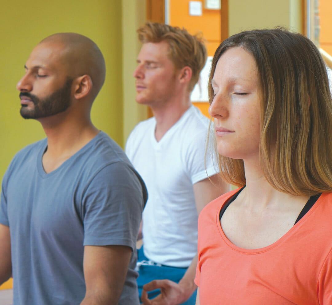 Introduction to Meditation | London Sivananda Yoga Vedanta Centre