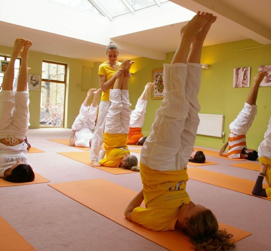 Teachers' Training Course