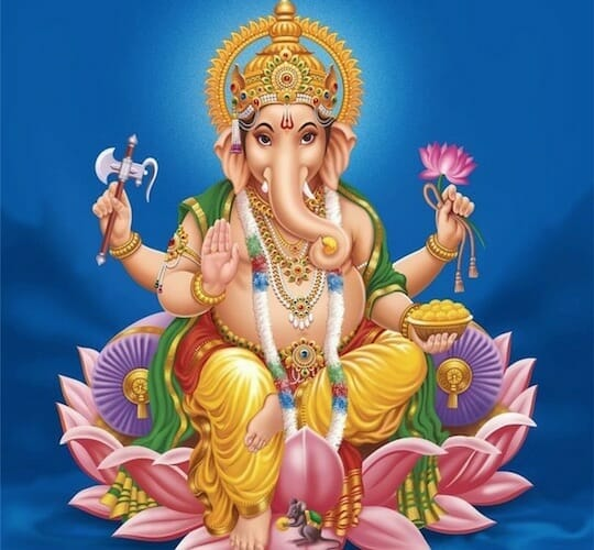 "<div style=""line-height: 1.3; color: #ce402d; font-family: catamaran;"">Spiritual Festival:</br>Ganesha Chaturthi</div>"