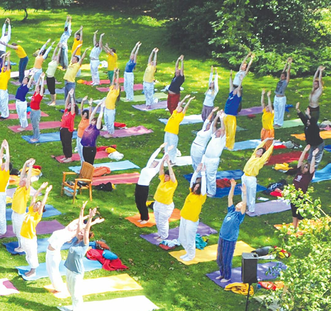 Summer Yoga Festival | London Sivananda Yoga Vedanta Centre